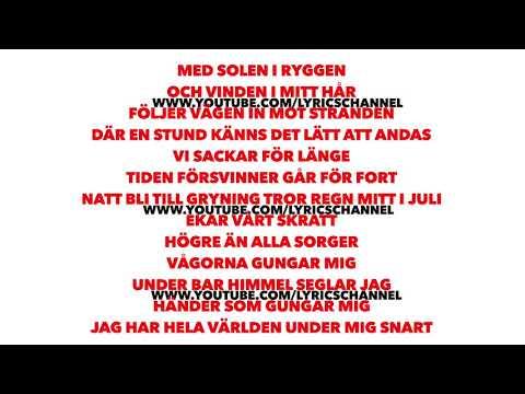 Sabina Ddumba - Vågorna (Lyrics)