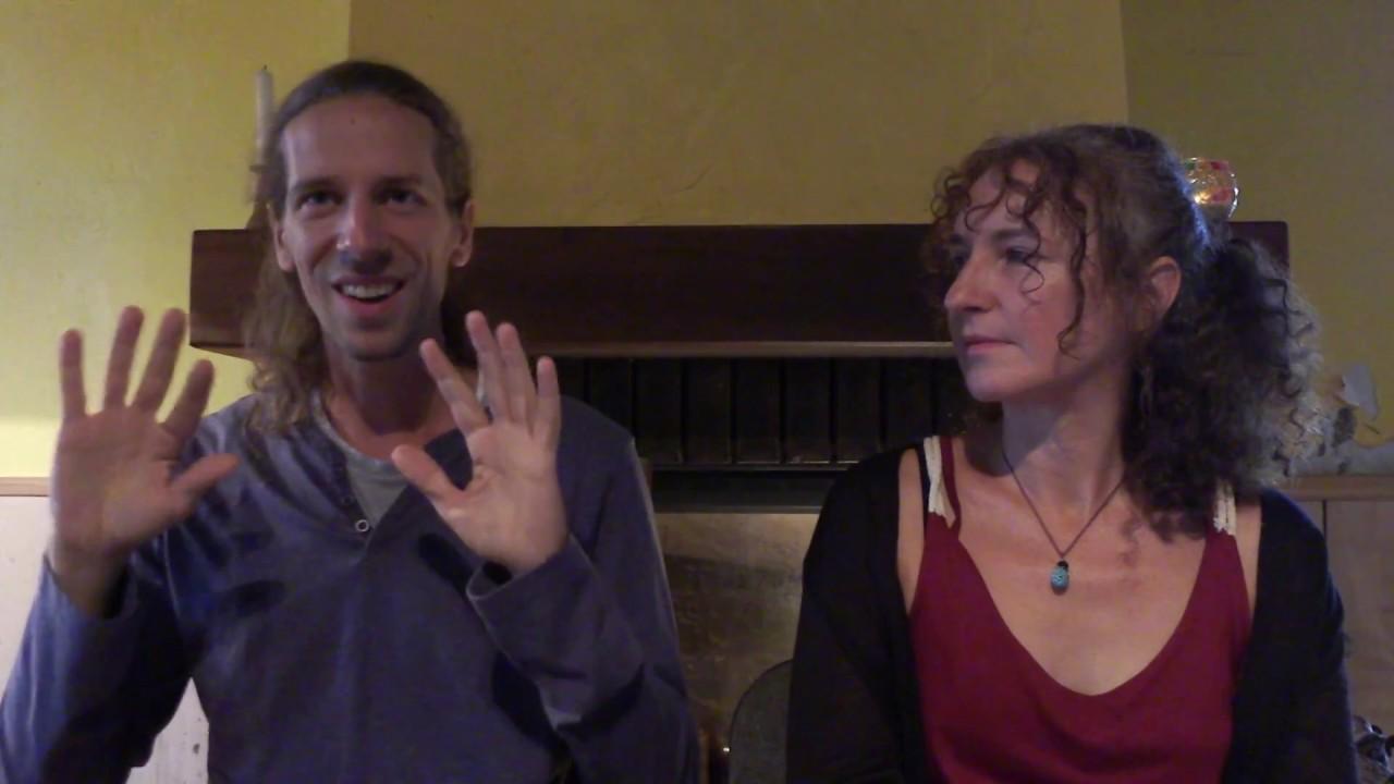 Rencontre en Présence ❤ avec Suyin Lamour et Pierre Leré Guillemet  (1/ 3)