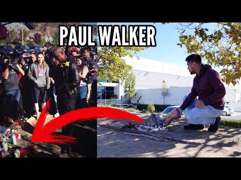 El Lugar en donde Paul Walker pasó sus ÚLTIMOS minutos *RÁPIDO Y FURIOSO* Santa Clarita Ca