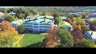 Dartmouth College by Air