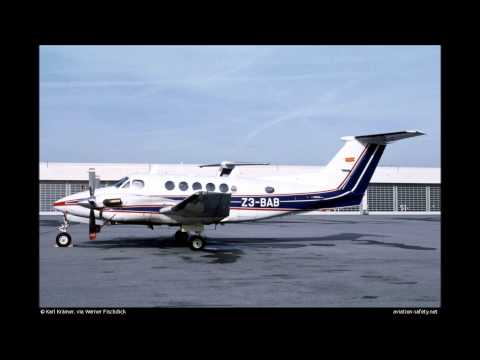 CVR - 2004 Macedonian King Air 200 Crash - [CFIT] 26 February 2004