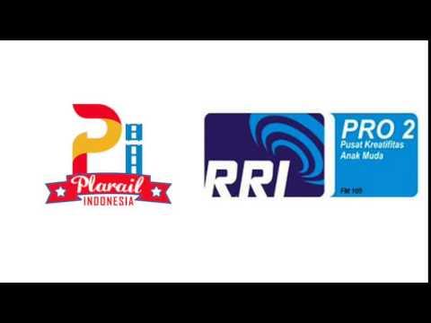 Plarail Indonesia - RRI Pro2 FM Jakarta Phone Interview