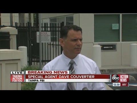 FBI news conference on 'doomsday prepper'