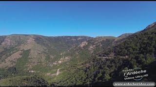 Ardèche - Peyre paysages de la montagne ardéchoise (4K)