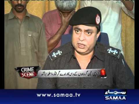 Crime Scene Nov 30, 2011 SAMAA TV 1/2
