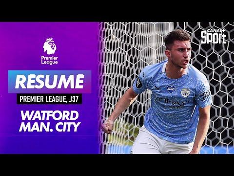 Le résumé de Watford - Manchester City en VO