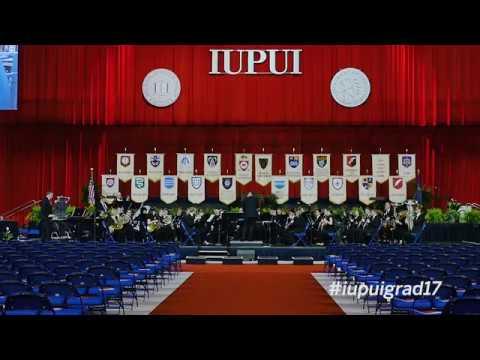 IUPUI Commencement 2017