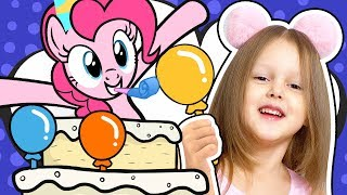 видео Игры Май Литл Пони / My Little Pony. Играть онлайн в Дружба это чудо