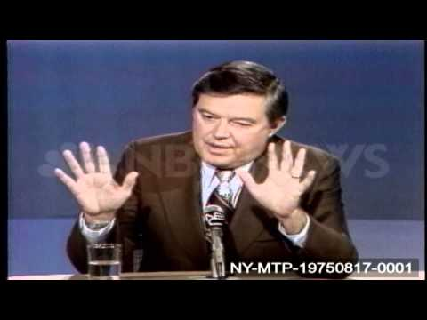 The Intelligence Gathering Debate - www.NBCUniversalArchives.com