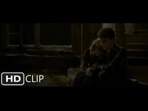 Harry And Hermione Share A Moment | Harry Potter And The Half-Blood Prince