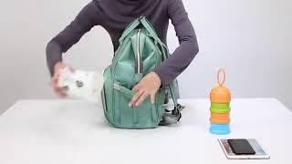 видео Сумка для мамы
