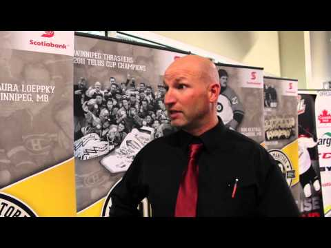 MTS Showcase Challenge - Craig Geekie - Yellowhead Chiefs