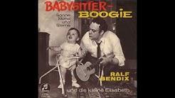 Ralf Bendix - Babysitter Boogie - 1961