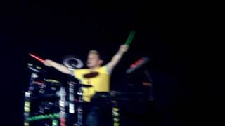14/29 Nick Carter Drum Solo - Backstreet Boys Live In Hong Kong