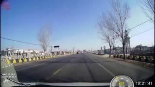 Driving in China From Linhai to Shenyang 从凌海到沈阳途经G102,G305,S102