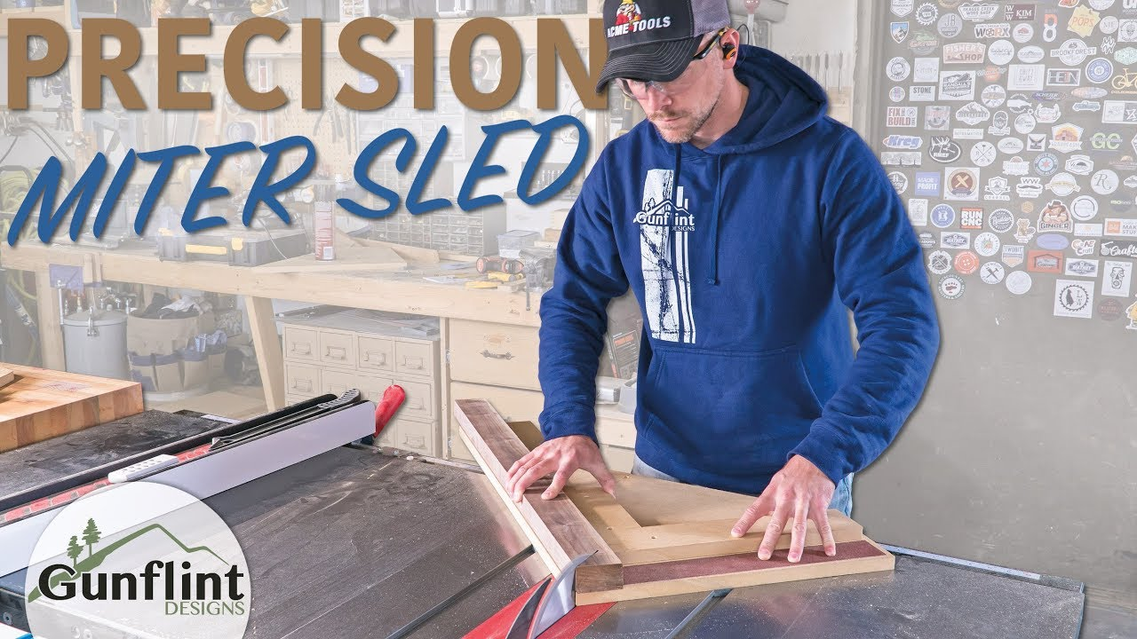 Rockler Crosscut Sled Canada