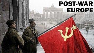 How Did World War 2 Change Europe   Post-War Europe   Documentary