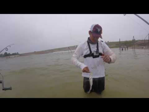 Multi Species Fishing (Livingston Dam)(trinity River Dam)