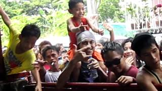 Fiesta Sta Rita Minalin Pampanga Libad King Dalan