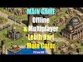 Game RTS Seru  Bisa Multiplayer - Game PC Offline Spek Low
