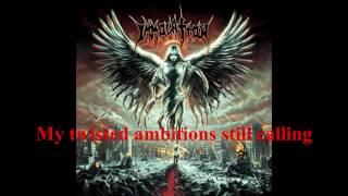 Immolation - Lower (lyrics)