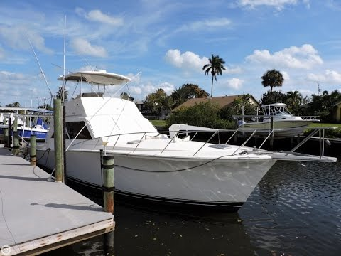 [UNAVAILABLE] Used 1985 Ocean 46 Supersport in Hobe Sound, Florida