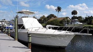 Used 1985 Ocean Yachts 46 Supersport for sale in Hobe Sound, Florida