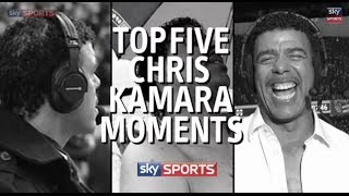 Unbelievable! Top 5 Chris Kamara moments