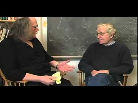 Noam Chomsky On Anarchism - Interviewed by Barry Pateman