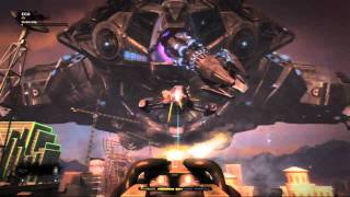 Duke Nukem Forever Walkthrough - Chapter 4: Mothership Battle