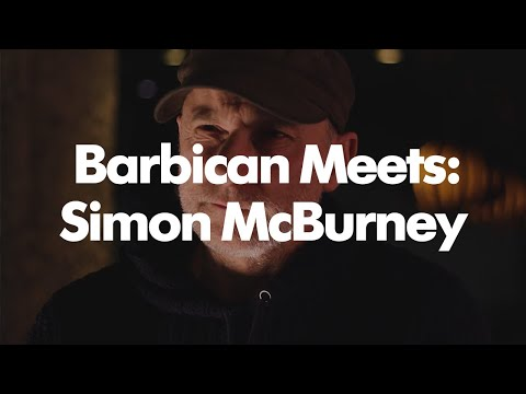 Barbican Meets: Simon McBurney