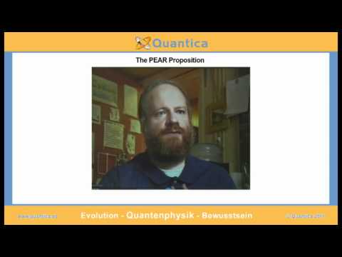 Quantica Symposium - PEAR Video