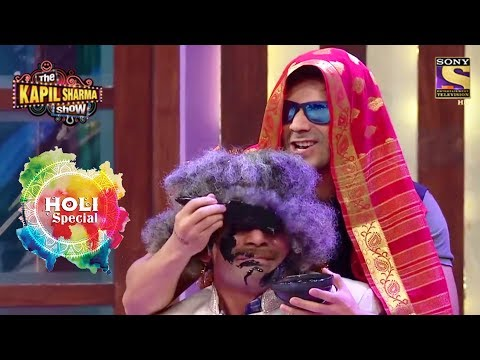 Holi Special | Dr. Gulati's Suhaagraat With Varun Dhawan | The Kapil Sharma Show