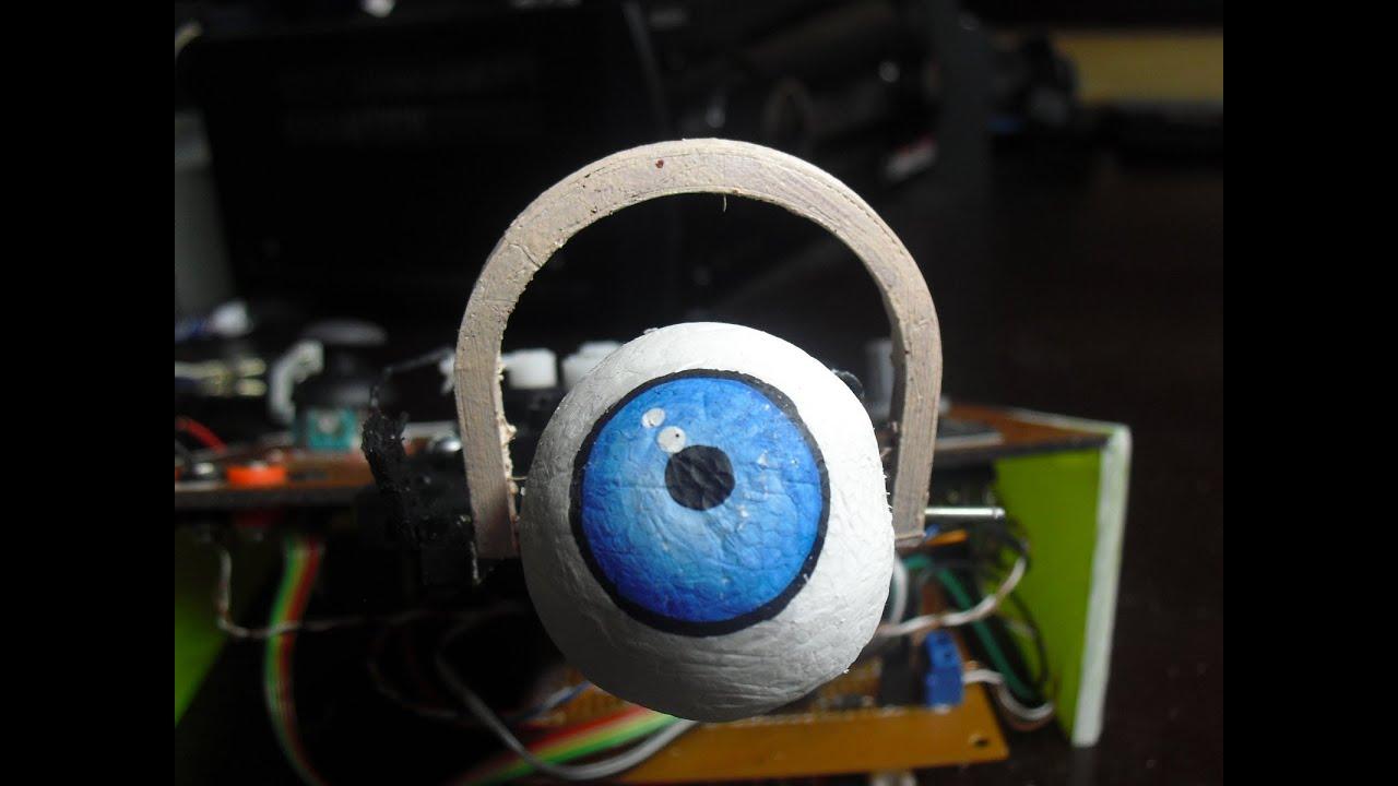 Mechatronics Eyes - Arduino