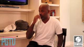 "Damon Dash ""Jay Knew Aaliyah First"""