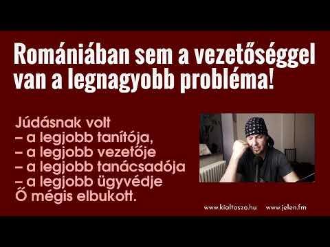 Romániában sem a vezetőséggel van a legnagyobb probléma!
