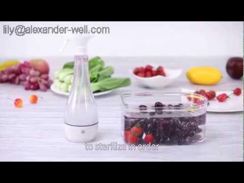 Disinfection Water Generator / Homemade Portable Sodium ...