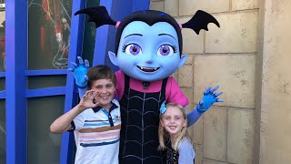 Disney Junior Dance Party & Vampirina Meet & Greet!!!