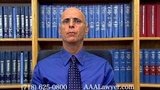 New York Divorce Attorney | Spousal Support in New York (FE46)