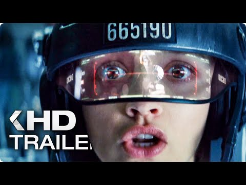 READY PLAYER ONE Trailer 3 (2018)