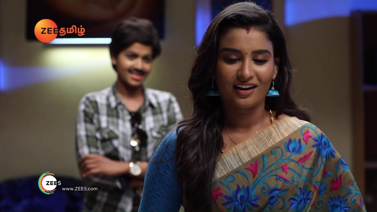 Poove Poochoodava | Best Scene | Episode - 400 | Zee Tamil Serial