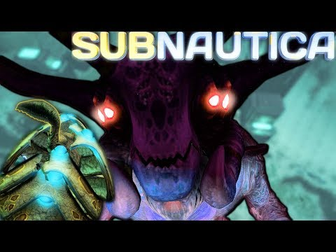 Subnautica - SEA EMPEROR VOICE ACTING SOUNDS, HATCHING ANIMATIONS & MORE ( Update Gameplay )