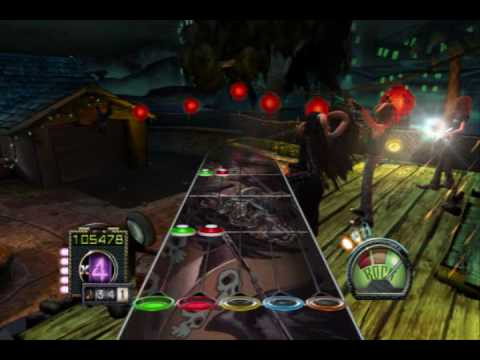 Facade Guitar Hero 3 Custom