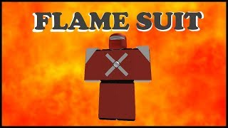 Roblox Script Showcase Episode#1131/Flame Suit