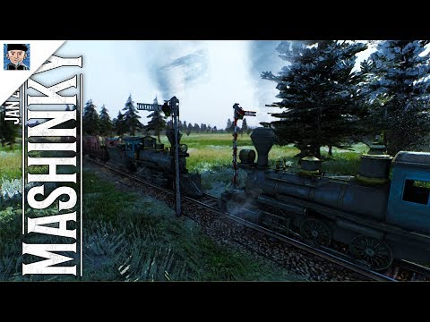 Züge seht die SIGNALE ◉ Let's Play MASHINKY ◉ Erstbespielung ◉ 3 ◉ Deutsch