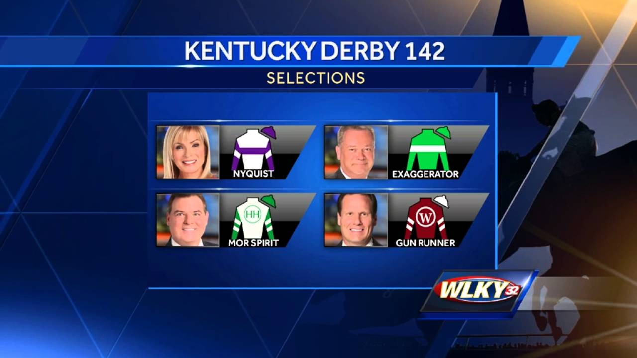 WLKY anchors share their Derby picks