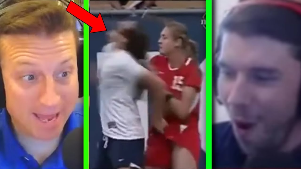 Female soccer player plays dirty and gets kicked off the team