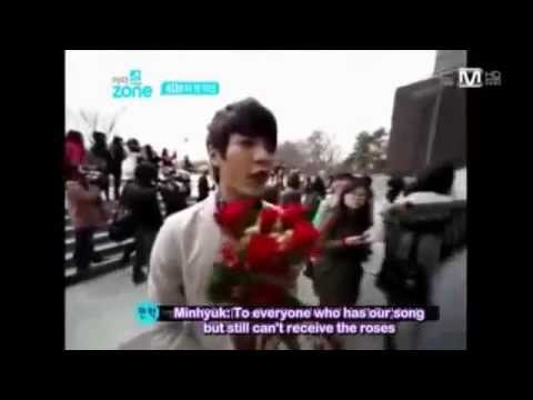 Lee Minhyuk Cuteness part 1 [eng]