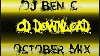 DJ Ben C - New October Mix - Scouse House Donk - 2010