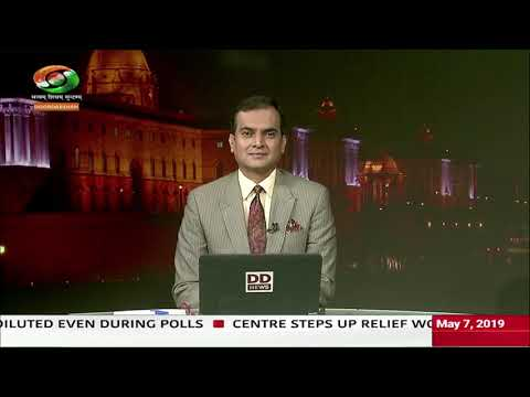 Political campaigning soars ahead of 6th phase of polls | DD INDIA Primetime | NEWSNIGHT